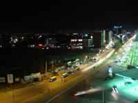 Bole Road at Night
