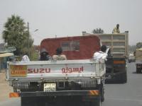 "Isuzu Truck - auch bekannt als ""al-Qaida"""