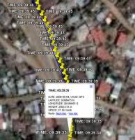 Minibus Speed Tracking