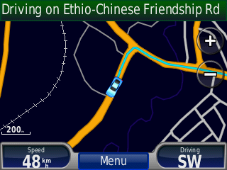 Ethio Chinese Friendship Road