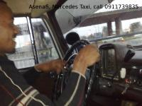 "Asenafi, Taxi Fahrer, sehr netter Kerl ""The customer is king!"""